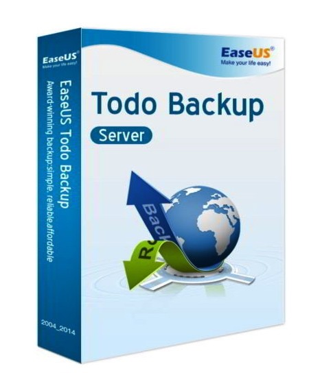 EaseUS Todo Backup Server 12.0