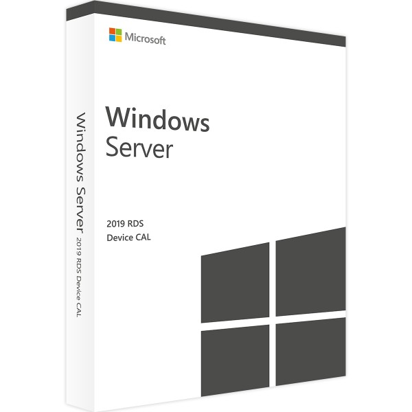 Windows Server 2019 RDS - 10 Device CAL