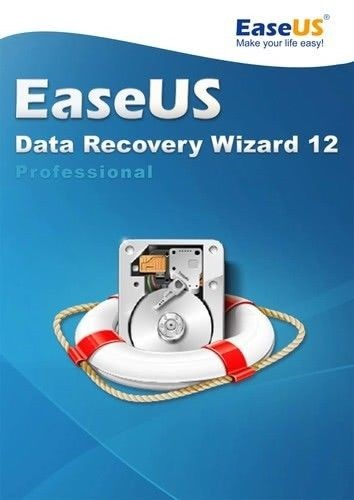 EaseUS Data Recovery Wizard Professional 12.9