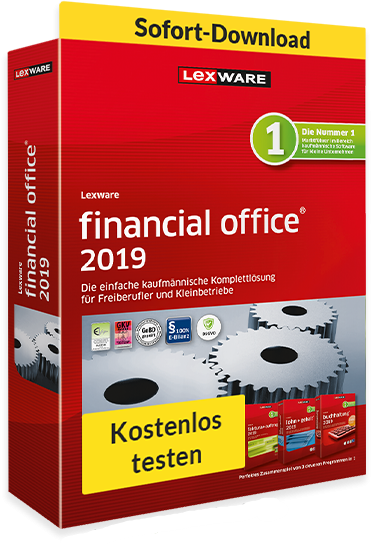 Lexware Financial Office 2019
