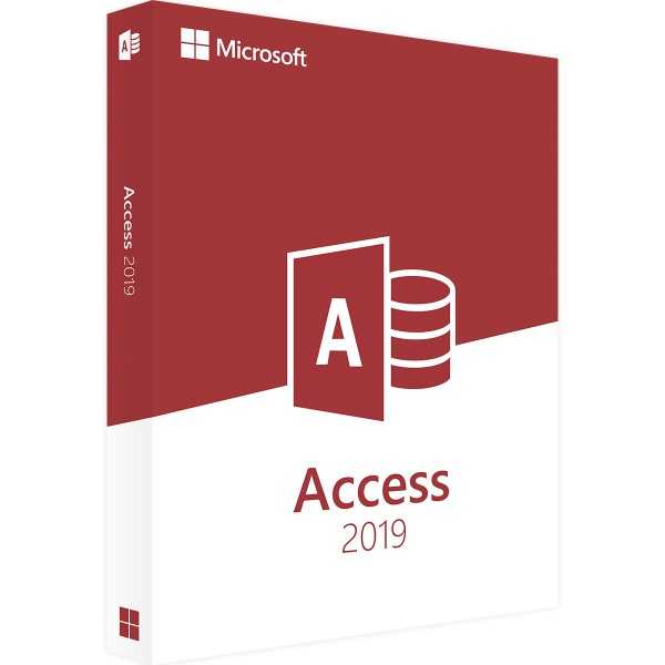 Microsoft Access 2019