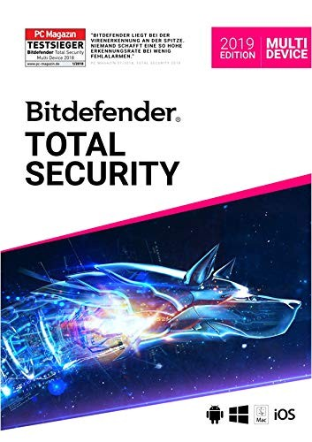 Bitdefender 2020 Total Security