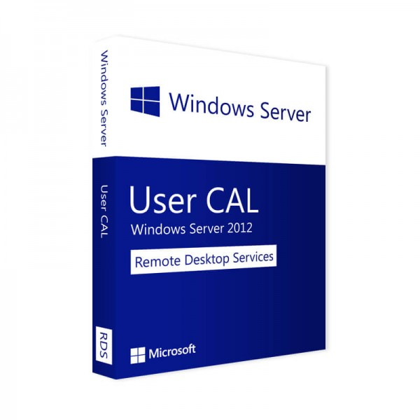 Windows Server 2012 RDS - 1 User CAL